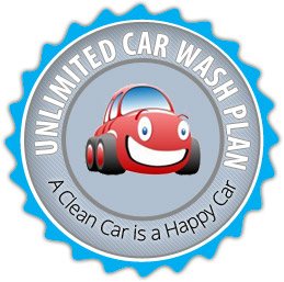 Unlimited Car Wash Plan